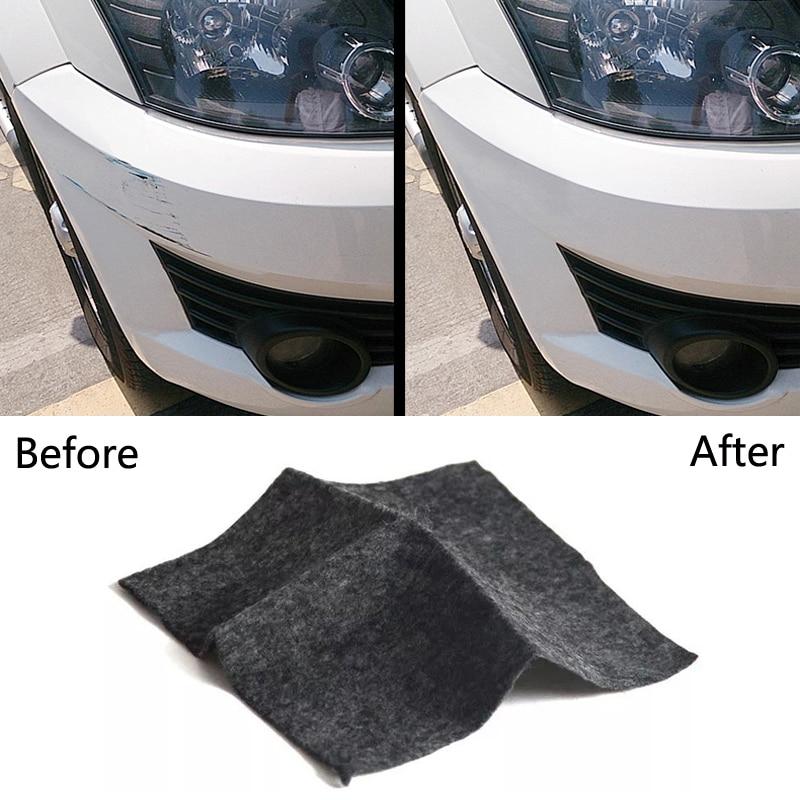 Arreglar claro de la reparación del rasguño del coche de tela Nano material removedor de trapo para Peugeot 307, 206, 308, 407, 207, 3008, 406, 208, 508, 301, 2008, 408, 5008 Cubierta transparente para faros delanteros, Pantalla para lámpara, máscara transparente para lente de faros para Peugeot 508 2011 2012 2013 2014