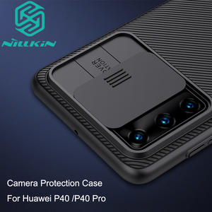 Camera Protection Case For Huawei P40 /P40 Pro /plus NILLKIN Slide Protect Cover Lens