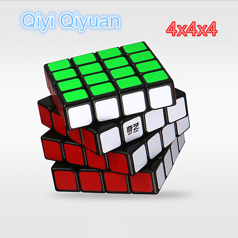 QiYi QiYuan S 4x4x4 Speed Cube Qiyuan S 4x4 Puzzle Magic Cubo Qiyi 4x4 Magic Cube Professional Puzzle Toys Cubo Magico 4x4 Cube