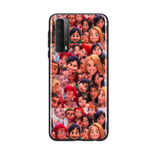 Image 2 - Ốp Lưng Silicon Disney Công Chúa Cho Huawei Y9S Y6S Y8S Y9A Y7A Y8P Y7P Y5P Y6P Y7 Y6 Y5 Pro Thủ 2020 2019 Ốp Lưng Điện Thoại