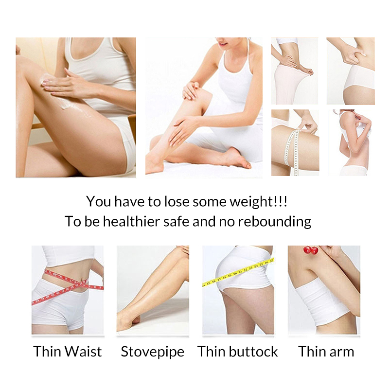 OMY LADY New Cellulite Removal Slimming Cream Women Fast Fat Burning Weight Loss Cream Gel Arm Leg burning Body Care Cream 3