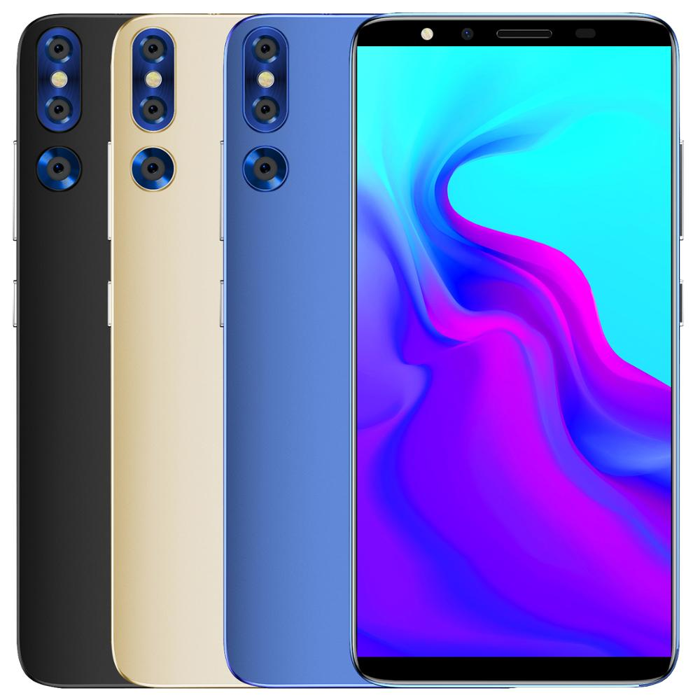Оригинальный смартфон Rugum P20 PLUS, ОС Android 4,4, 1 ГБ ОЗУ + 8 Гб ПЗУ, двухъядерный, 854*480, 5,72 дюйма, многоязычный мобильный телефон
