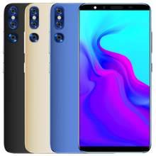 Original rugum p20 plus android os 4.4 1g ram + 8gb rom telefone inteligente duplo núcleo 854*480 5.72 Polegada multilíngue telefone moblie