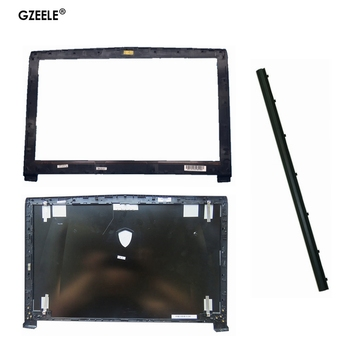 New case cover For MSI GE62 2QD-007XCN MS-16J1 16J1 16J2 16J3 Top Lcd Back Cover black Non-Touch/ LCD Bezel Cover/hinge cover