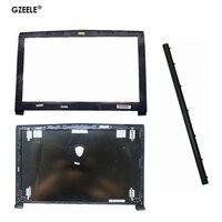 Nova capa de caso para msi ge62 2qd-007xcn MS-16J1 16j1 16j2 16j3 superior lcd capa traseira preto não-toque/lcd moldura capa/dobradiça