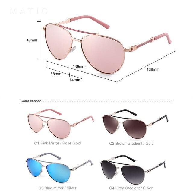 женские солнцезащитные очки в стиле ретро авиатор авиационные фотография