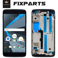 For BlackBerry Dtek50 LCD Display Touch Screen Digitizer Assembly With Frame Replacement For 5.2 Blackberry Dtek 50 LCD Display