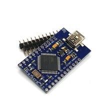 Mini USB ATmega32U4 Pro Micro 5V 16MHz Module de carte/Leonardo ATMega 32U4 contrôleur Pro-Micro remplacer Pro Mini pour Arduino