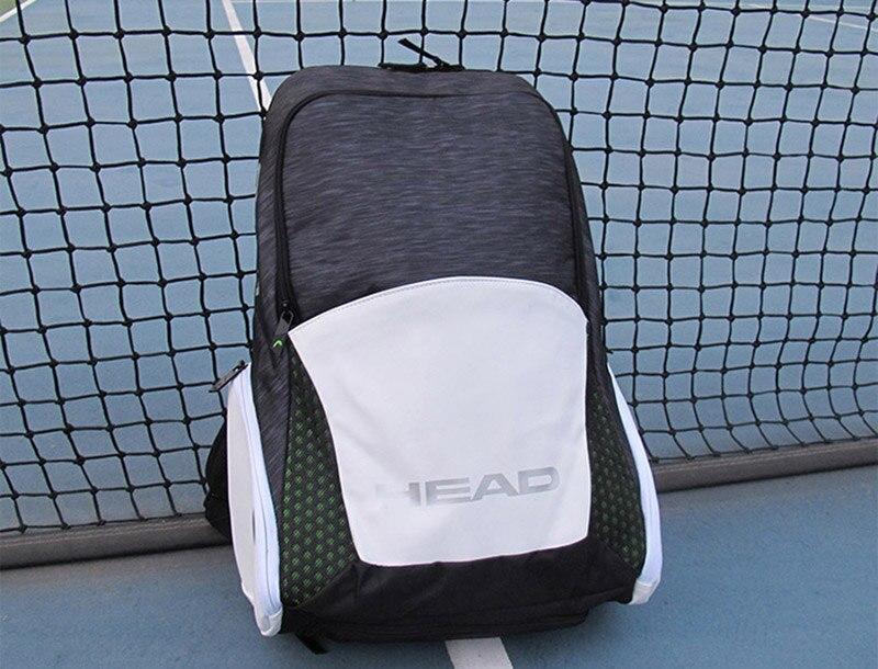 Head mochila de desporto tênis ao ar