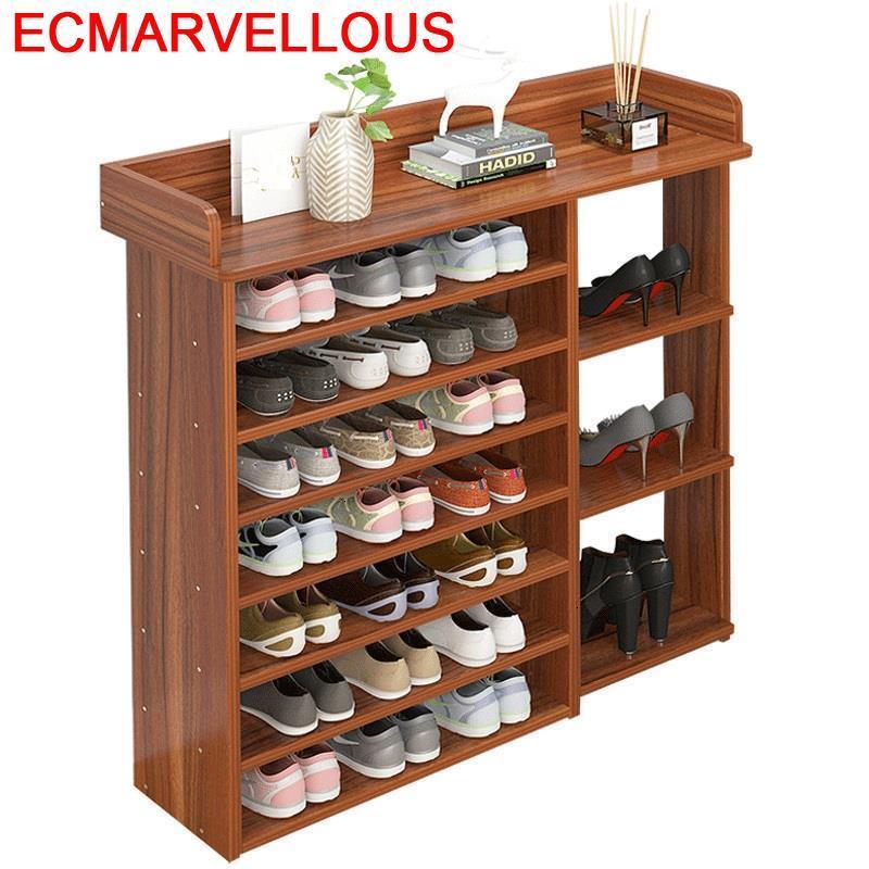 Storage Zapatera Organizador Armario Mueble Zapatero De Rangement Furniture Sapateira Cabinet Meuble Chaussure Shoes Rack
