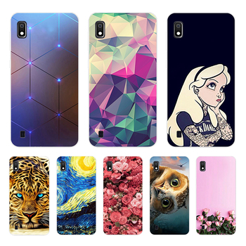Case For Samsung A10 Case Soft Silicon shell Cover Phone Case For Samsung Galaxy A10 GalaxyA10 A 10 SM-A105F A105 A105F cartoon image