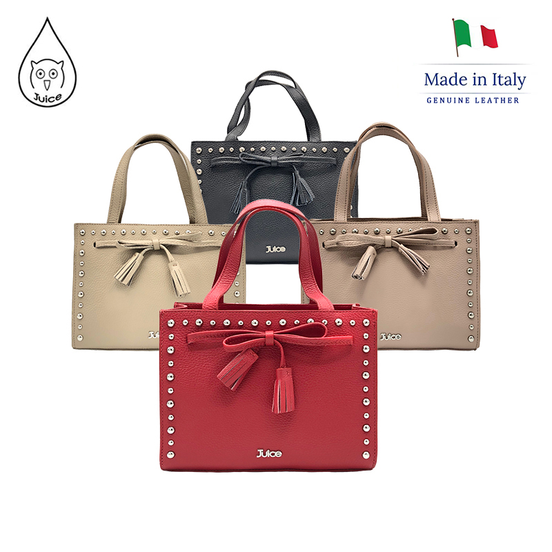 JUICE ,made In Italy, Genuine Leather , Women Bag,Women Handbag 112803