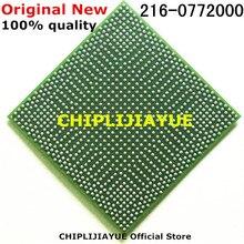 1 10 pces 100% novo 216 0772000 0772000 ic chip bga chipset