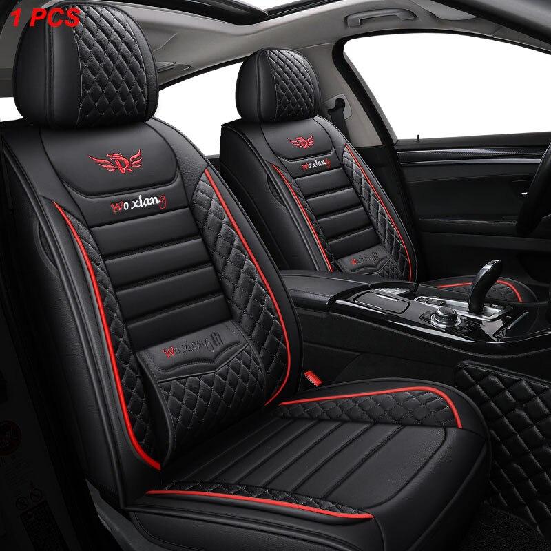 Кожаные чехлы для автомобильных сидений, аксессуары для solaris hyundai tucson 2019 kona getz ix35 creta ix25 i40 accent ioniq veloster santa fe