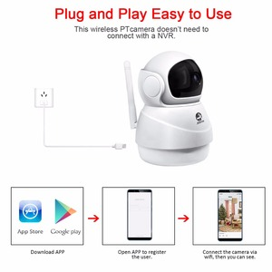 Image 3 - JOOAN 무선 IP 카메라 1080P HD 스마트 와이파이 홈 보안 적외선 야간 비디오 감시 CCTV 카메라 베이비 모니터