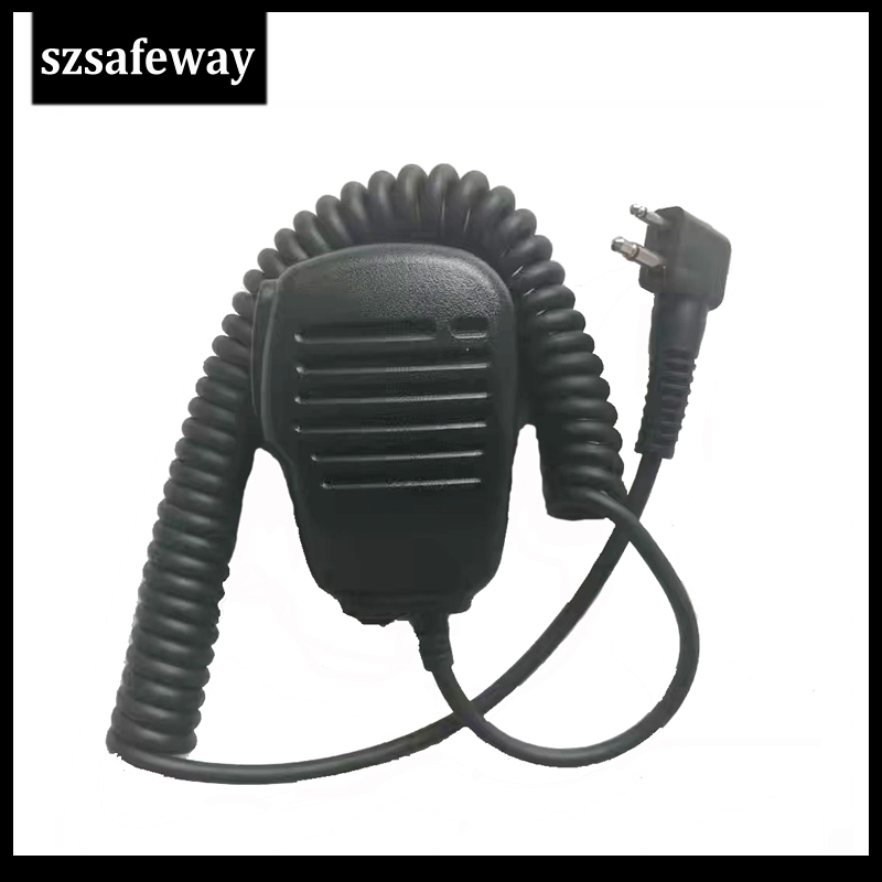 Szsafeway Remote Speaker Mic For Motorola Two Way Radio GP300 CP040 EP450 CP200