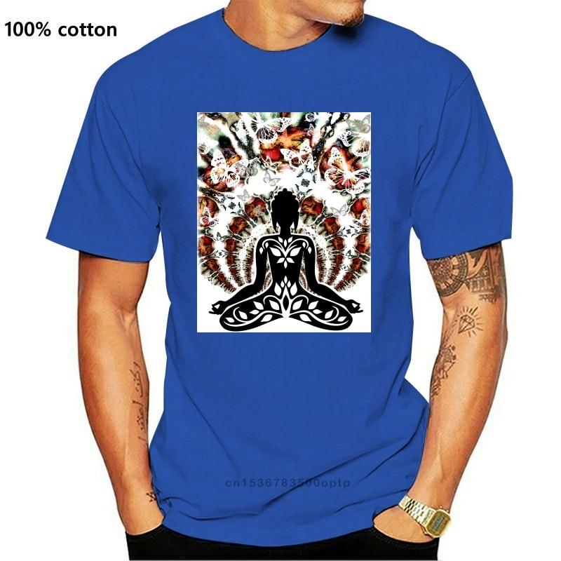 Женская тренировочная футболка, Будда, чакра, медитация, Индия, дзен, Хобо, бохо, фаблет|Футболки| | АлиЭкспресс