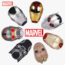 Marvel Avengers Creative Iron Man black Panther Infinity War Bluetooth wireless mouse Action Figure Toys For Kid Boy Christmas