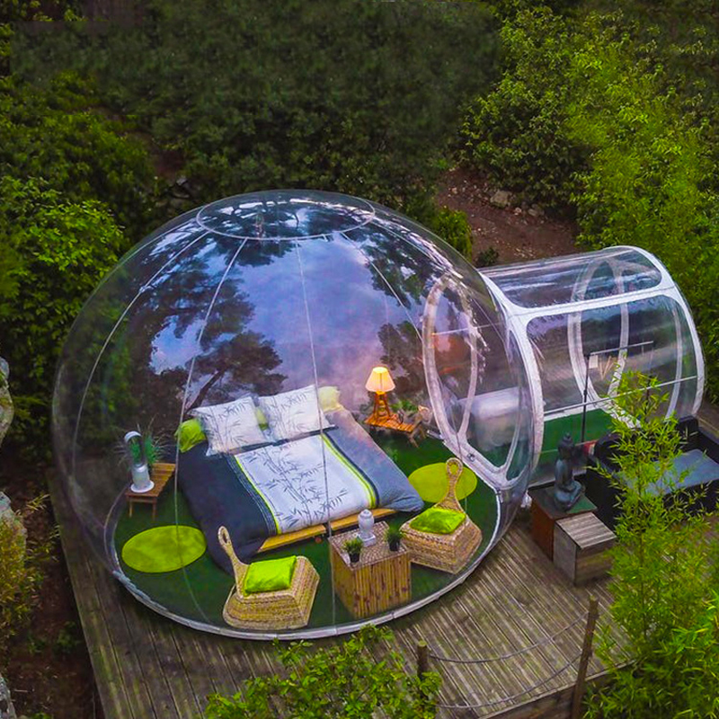 3M-Outdoor-Camping-Inflatable-Bubble-Tent-Large-DIY-House-Home-Backyard-Camping-Cabin-Lodge-Air-Bubble(4)