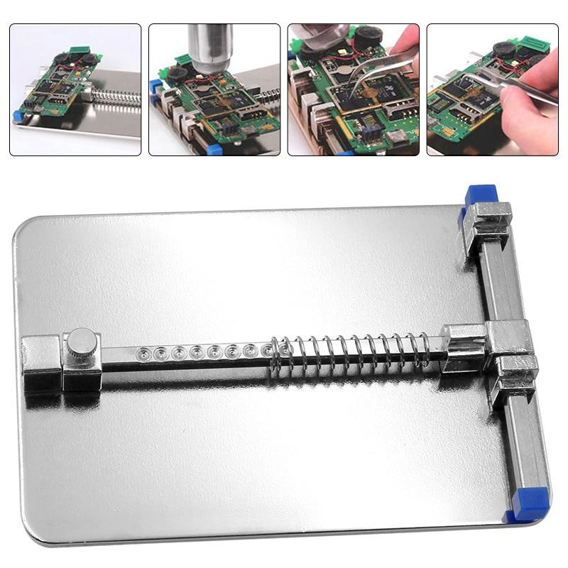 Anti-Slip Motherboard Repair Electronic Digital Equipment Board Detection Maintenance Mobile Phone Repair Fixtures Holder Boards