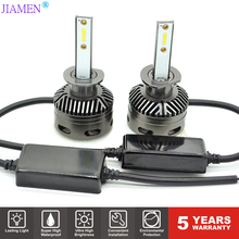 JIAMEN H4 H7 Led Car Headlight H1 H8 H9 H11 HB4 HB3 9006 9005 CSP Chip 10000LM 72W 6000K 12V Car Light Auto Fog Lamp txvso8 h7 led headlight 6000k 50w h4 h1 h11 9005 hb3 9006 hb4 10000lm canbus csp chips auto fog lamp bulbs car accessories 12v