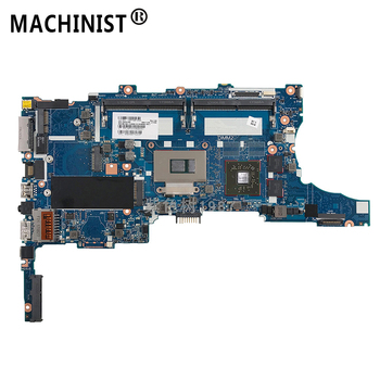 Original For HP 840 G3 850 G3 laptop motherboard MB I7-6500U DDR4 918319-001 918319-601 6050A2892401-MB-A01 100% fully Tested