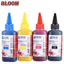 Universal 4 Color+100ML Sublimation Ink For Epson Sublimation Ink,General for epson inkjet printers all models цена 2017