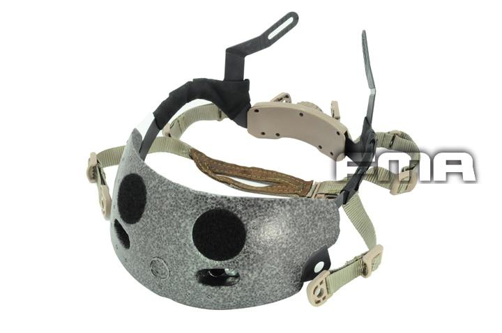 Fma Ach Occ -disque Kit Liner Adjustable Tactical Helmet Airsoft Accessories Tb271 Internal Suspension hot (de) /tb272 (bk)
