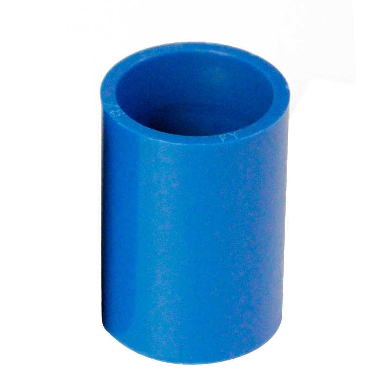20mm 25mm 32mm 40mm 50mm ID Blauw Gelijke Rechte PVC Buis Gezamenlijke Pijp Koppeling water Connector Voor Aquarium Fish Tank