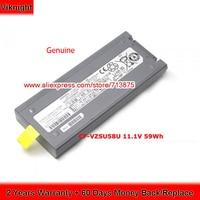 Genuine 11.1V 5600mAh 59Wh CF VZSU58U CF VZSU48 CF VZSU48R Bateria para PANASONIC ToughBook CF 18 CF 19 CF 19RJRCG1M CF 19RDRNG1M|Baterias p/ laptop| |  -