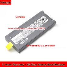 Genuine 11.1V 5600mAh 59Wh CF-VZSU58U CF-VZSU48 CF-VZSU48R Battery for PANASONIC CF-18 CF-19 ToughBook CF-19RJRCG1M CF-19RDRNG1M цена 2017