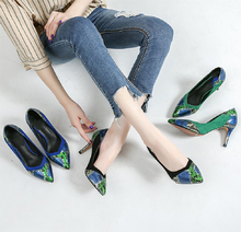 Genuine Leather Women Shoes High Heels Luxury Woman Pumps Pointed Toe Wedding Shoes Heels Spring Autumn Dress Shoes Plus Size 44 cocoafoal woman green high heels shoes plus size 33 43 sexy stiletto red wedding shoes genuine leather pointed toe pumps 2018