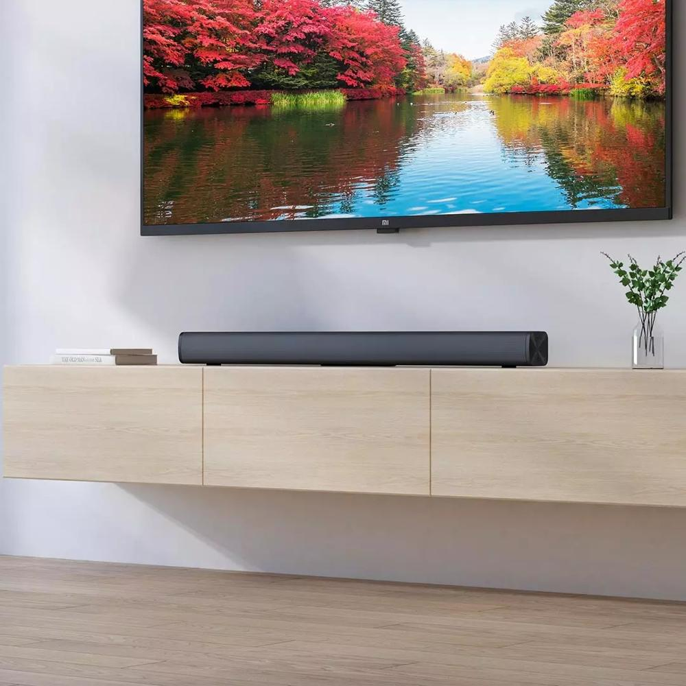 cheapest InStock Xiaomi Redmi TV Speaker TV Sound Bar Wired amp Wireless Bluetooth 5 0 Home Surround SoundBar Stereo for PC Theater Aux 3 5mm