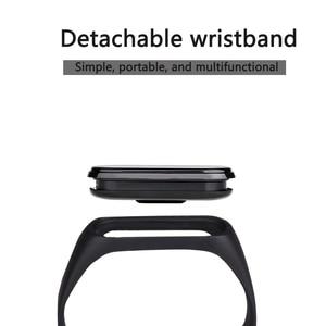 Image 5 - Smart Wristband Smart Activity Tracker M4 Smart Bracelet  Smart Band 4 Heart Rate Fitness Tracker Smart Watch for Men Women