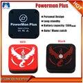 Game Bluetooth Verstelbare Smart Oplaadbare Draagbare Accessoires Powermon Auto Catch Voor Pokemon Gaan Plus 1300mah + Luxe Tas