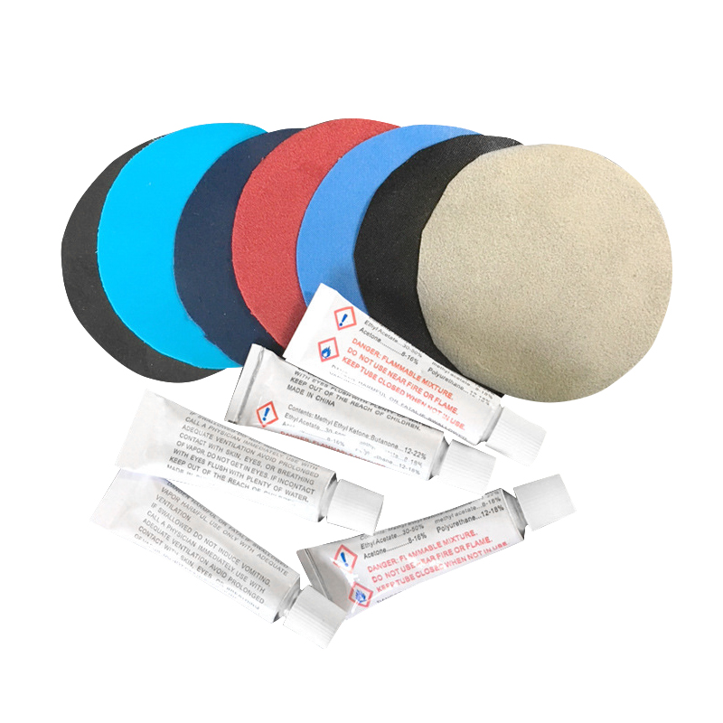 Newly 10PCS PVC Glue For Air Mattress Inflating Air Bed Boat Sofa Repair Kit Patches Glue   BN99
