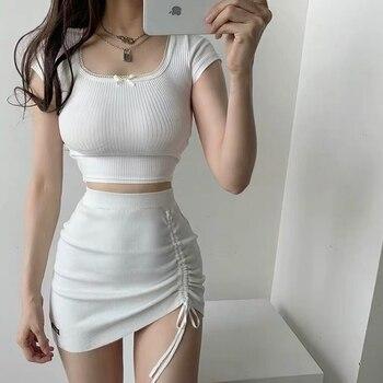🔥 HOT 🔥 y2k crop tops kawaii clothes for women 1