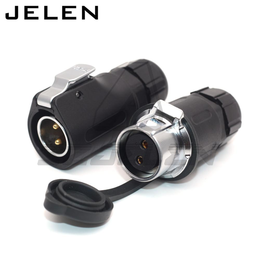 XHE20, IP67 2/3/4/5/6/7/8/9/10/12pin Waterproof Conector, Docking Power Cable Connector Male And Female,Automotive Connectors