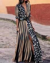 2020 модное вечернее платье осенняя элегантная повседневная