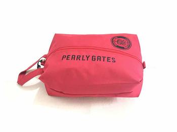 Zupełnie nowe perłowe bramy golfowe torebki perłowe bramy torba na ubrania czerwone perłowe bramy buty golfowe torba EMS wysyłka tanie i dobre opinie Boyea CN (pochodzenie) Mikrofibra Golf odzież torba Pearly Gates Brand New