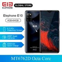 ELEPHONE E10 SmartPhone MT6762D Octa Core 6.5