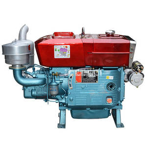 Agricultural Diesel-Engine-20hp Single-Cylinder Electric-Start 20-Horsepower Water-Cooled
