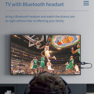 Image 5 - VAORLO עם LCD תצוגת Bluetooth 5.0 אודיו מקלט משדר 3.5MM AUX שקע סטריאו USB מתאם אלחוטי Dongle עבור מחשב טלוויזיה רכב