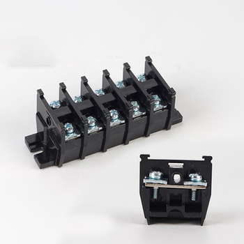 TBC-60A100A guide rail terminal line 1P movable terminal connector image