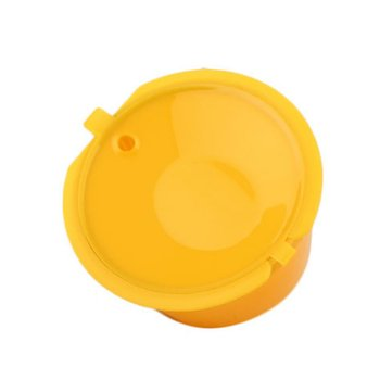 1 PC Reusable Coffee Capsule Plastic Refillable Compatible Coffee Filter Baskets for Dolce Gusto Brewers Refill Cup Filter image