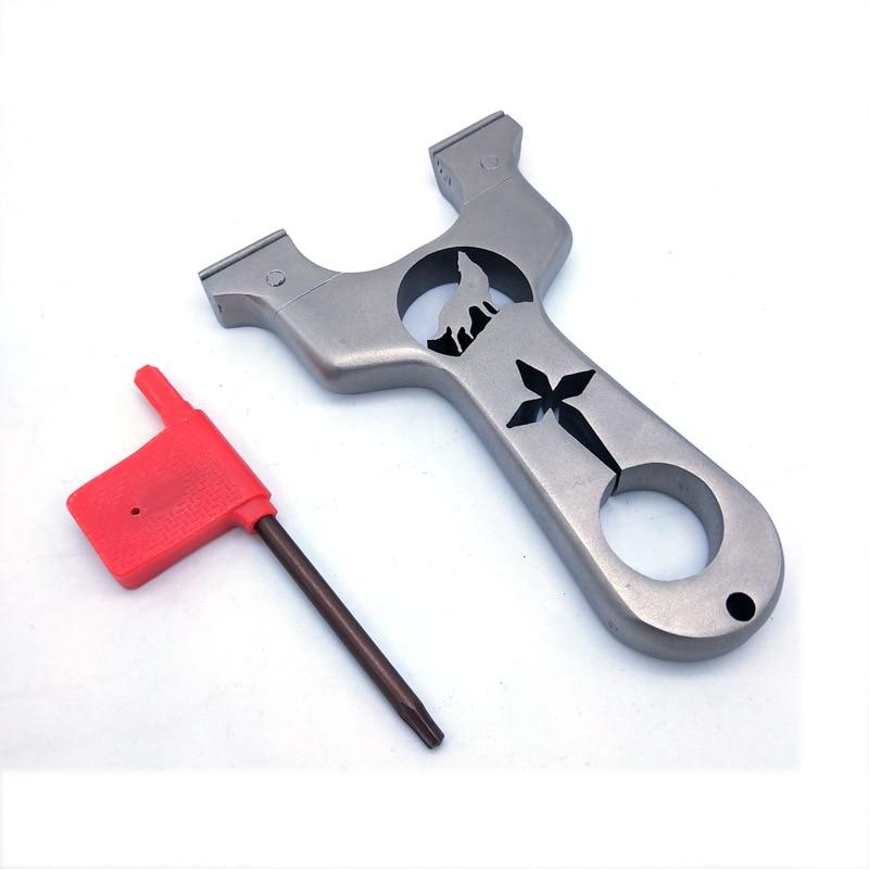 Caça Estilingue Estilingue Catapulta Aço Inoxidável 304