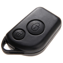 2 Buttons Remote Key Fob Case Shell Fit For Citroen Saxo Berlingo Picasso Xsara Peugeot 306 307 406 Replacement Car Covers