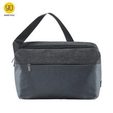 NINETYGO 90FUN City Concise Series Messenger bag Water Resistant Casual Crossbody Bag for School Men Women 90fun