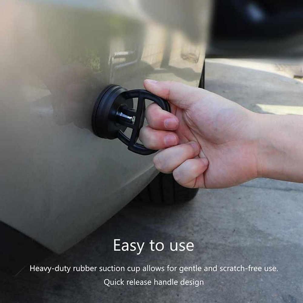 2 pièces voiture Dent réparation ventouse universelle Mini carrosserie panneau ventouse outil pour petites Dents dans les accessoires de voiture # BL4