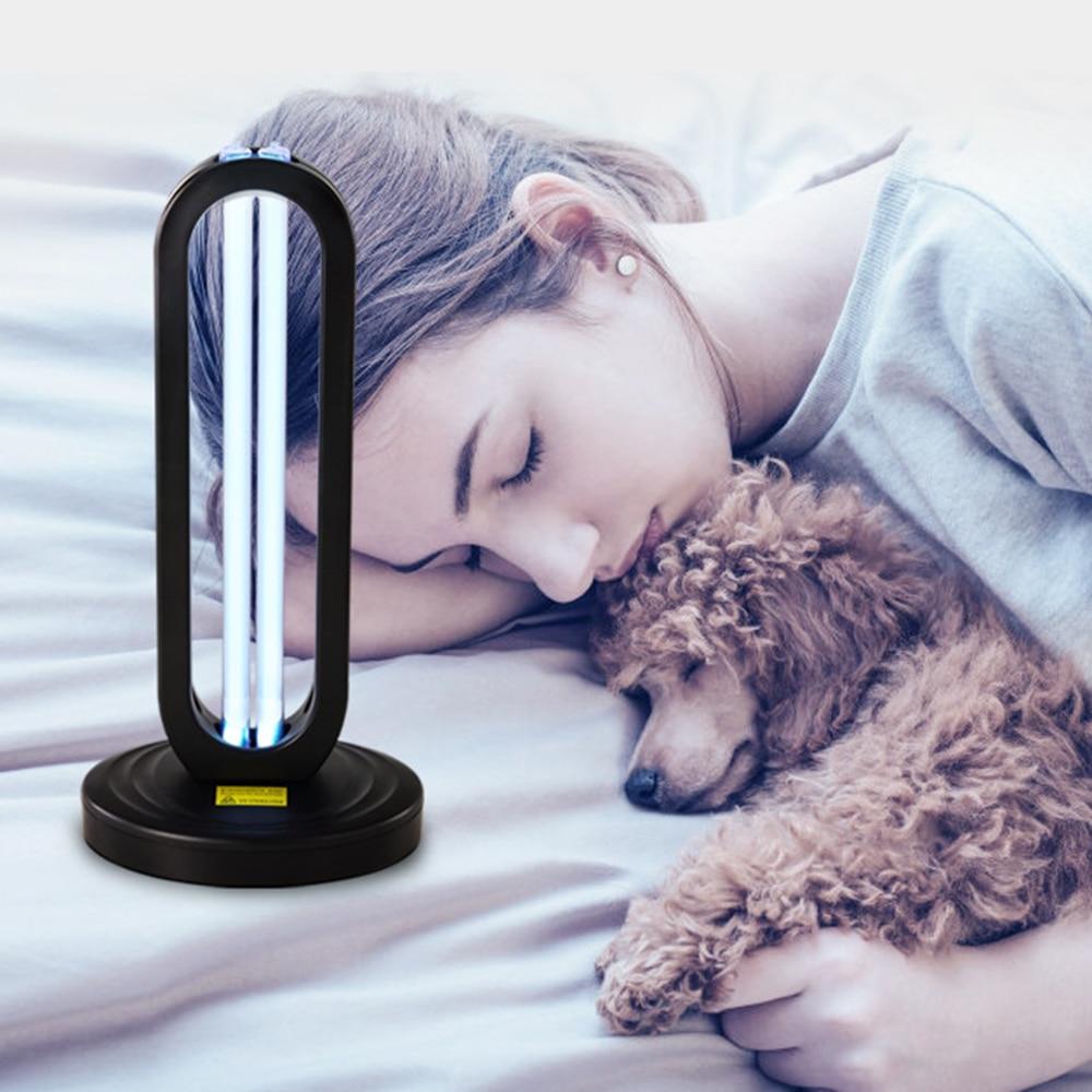 60W 110V UV Light Ozone Lamp LED Light bulb Living Room UV Disinfection Bedroom Hotel Hospital Germicidal Lamp Mites Lights